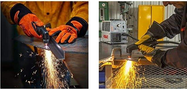 Cutting Metal With Plasma-Cutte